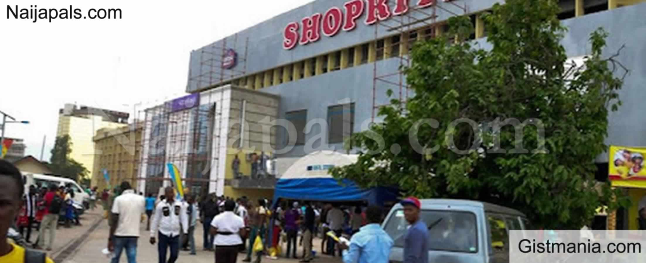 <img alt='.' class='lazyload' data-src='https://img.gistmania.com/emot/news.gif' /> <b>Hoodlums Leaves One Dead And Many Others Injured At ShopRite Mall Ibadan</b>
