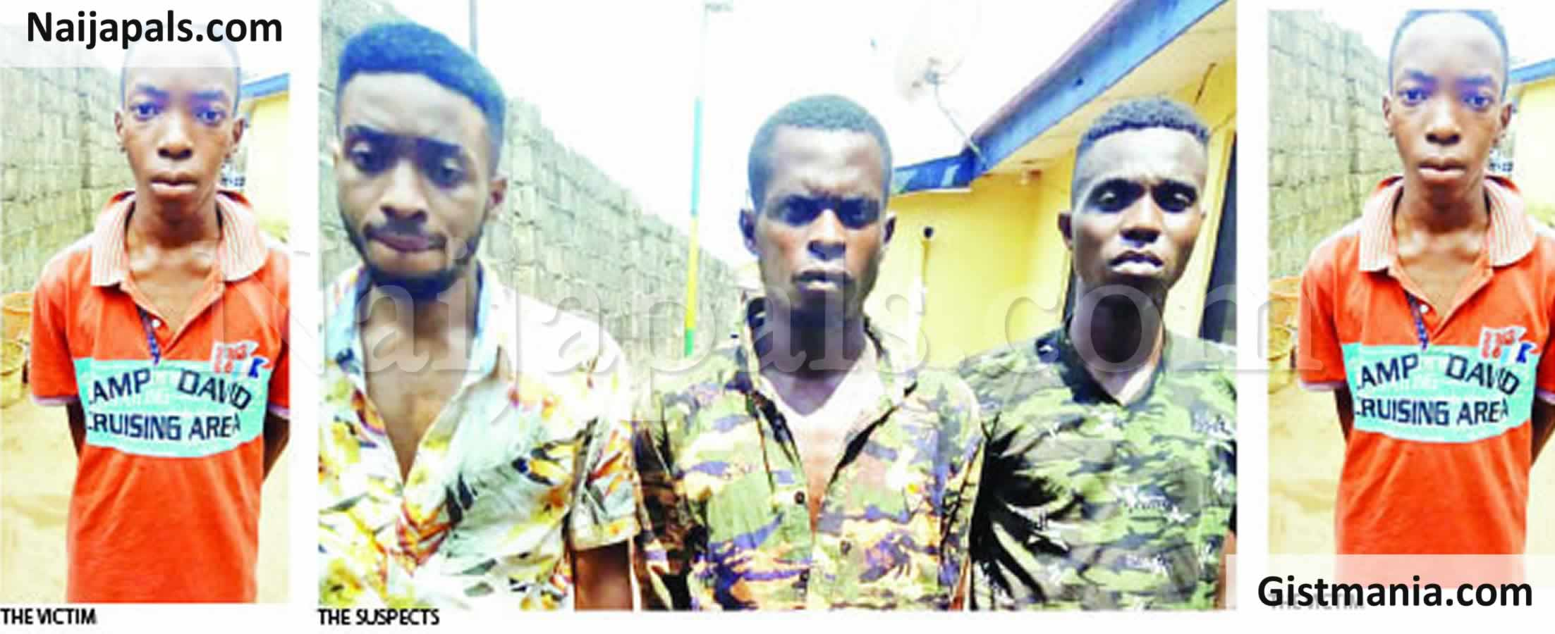 <img alt='.' class='lazyload' data-src='https://img.gistmania.com/emot/news.gif' /> <b>Siblings Arrested For Masterminding The Kidnap Of Their Youngest Brother</b> (Photo)