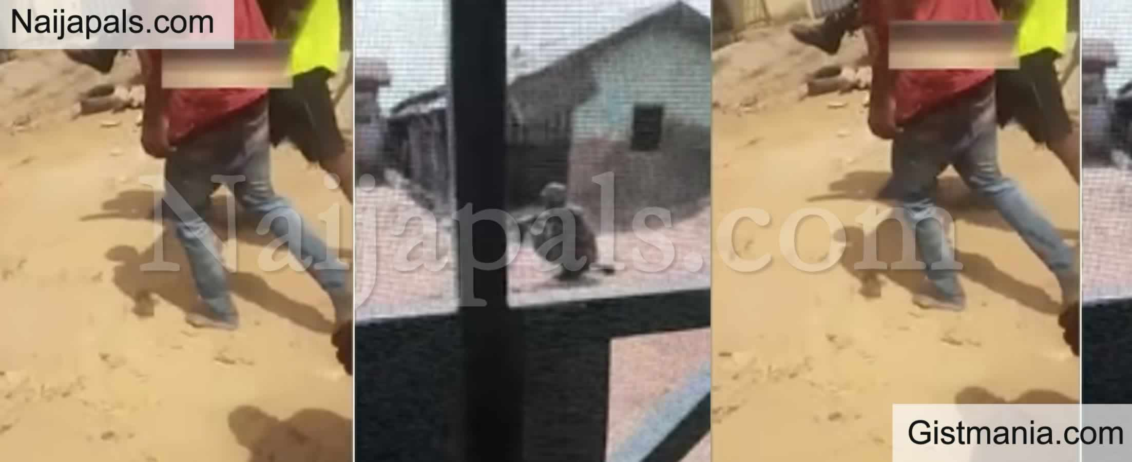<img alt='.' class='lazyload' data-src='https://img.gistmania.com/emot/video.gif' /> <b>Watch Shocking Moment Soldier Shoots Unarmed Abuja Civilian In Broad Daylight </b>(Video)