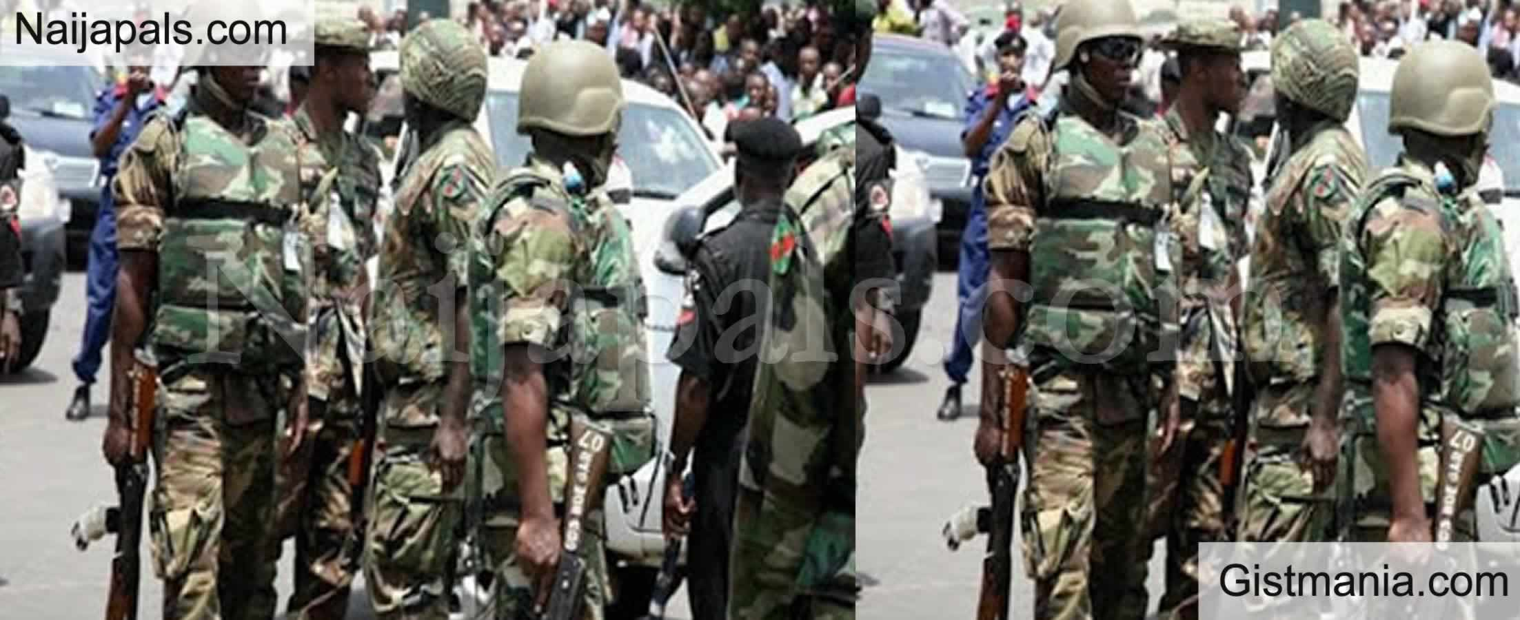 <img alt='.' class='lazyload' data-src='https://img.gistmania.com/emot/comment.gif' /> Just in: <b>Chief of Staff Of Biafra Nation League, Mr Linus Essien Arrested By Nigerian Soldiers</b>