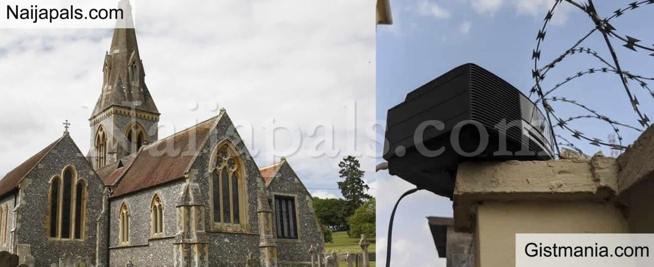 <img alt='.' class='lazyload' data-src='https://img.gistmania.com/emot/shocked.gif' /> <b>Man Position Sound System In The Direction Of Church That Used To Disturb Him</b>
