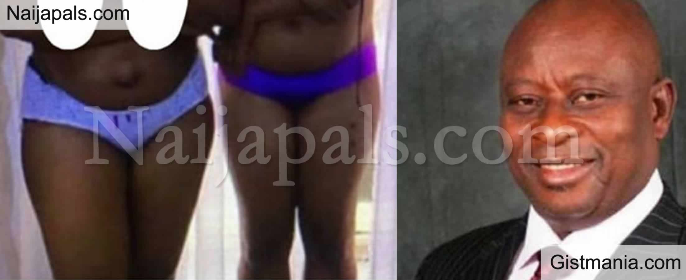 <img alt='.' class='lazyload' data-src='https://img.gistmania.com/emot/shocked.gif' /> <b>Outrage As Ex-Nigerian Minister Arrests Hotel Staff, Strip Them N00d For Stealing N5,000</b> (PIC)