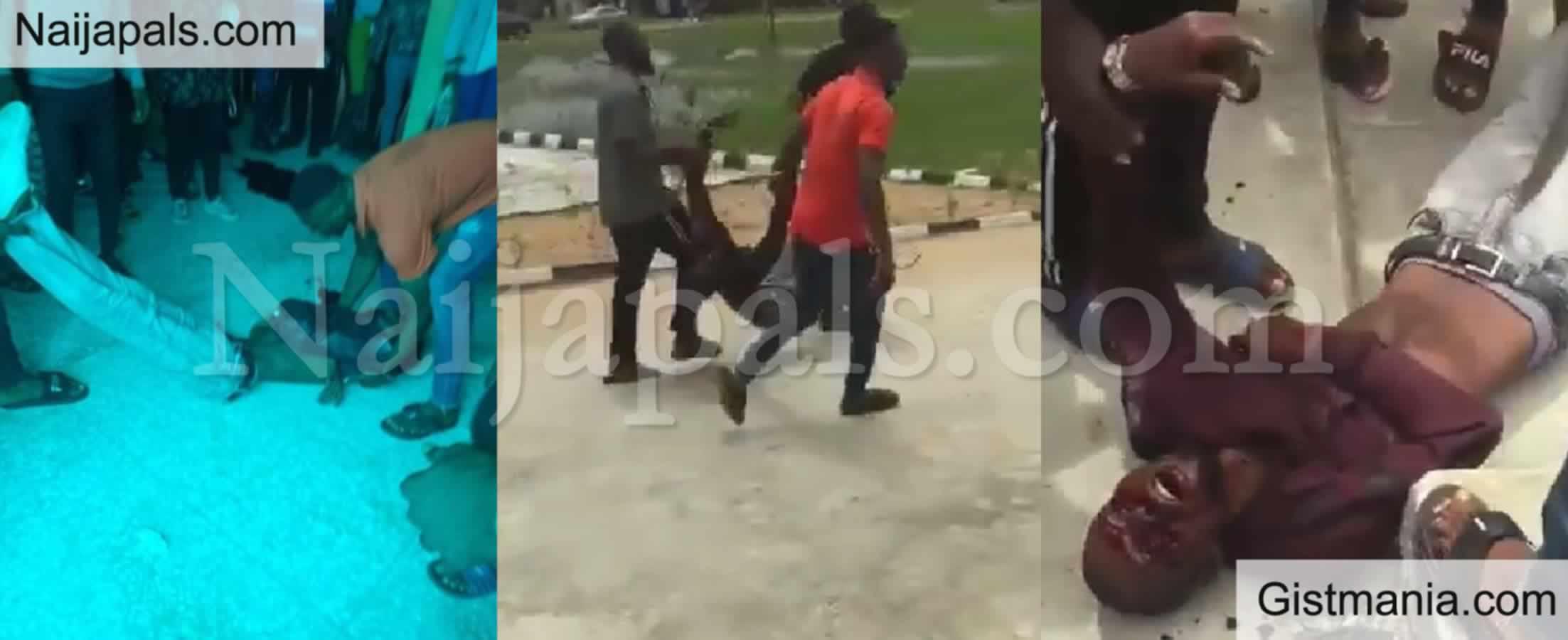 <img alt='.' class='lazyload' data-src='https://img.gistmania.com/emot/shocked.gif' /> <b>Photos Of 200L Student, James Okunmakpeye Shot Dead By Suspected Cultist In Bayelsa</b>