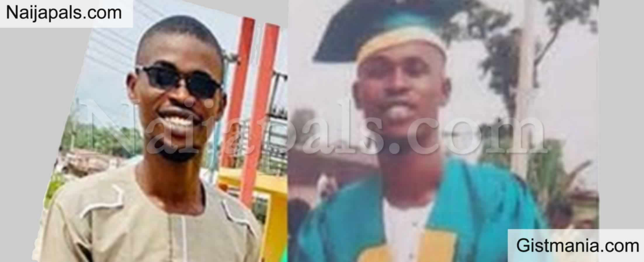 <img alt='.' class='lazyload' data-src='https://img.gistmania.com/emot/shocked.gif' /> <b>200 Level Student Shot Dead By Unknown Gunman In Black In Niger Delta University </b>