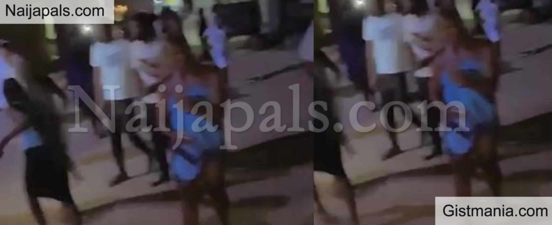 <img alt='.' class='lazyload' data-src='https://img.gistmania.com/emot/shocked.gif' /> <b>Female Student Caught Stealing Used Sanitary Pads for Money Ritual </b>In UNIABUJA (VIDEO)
