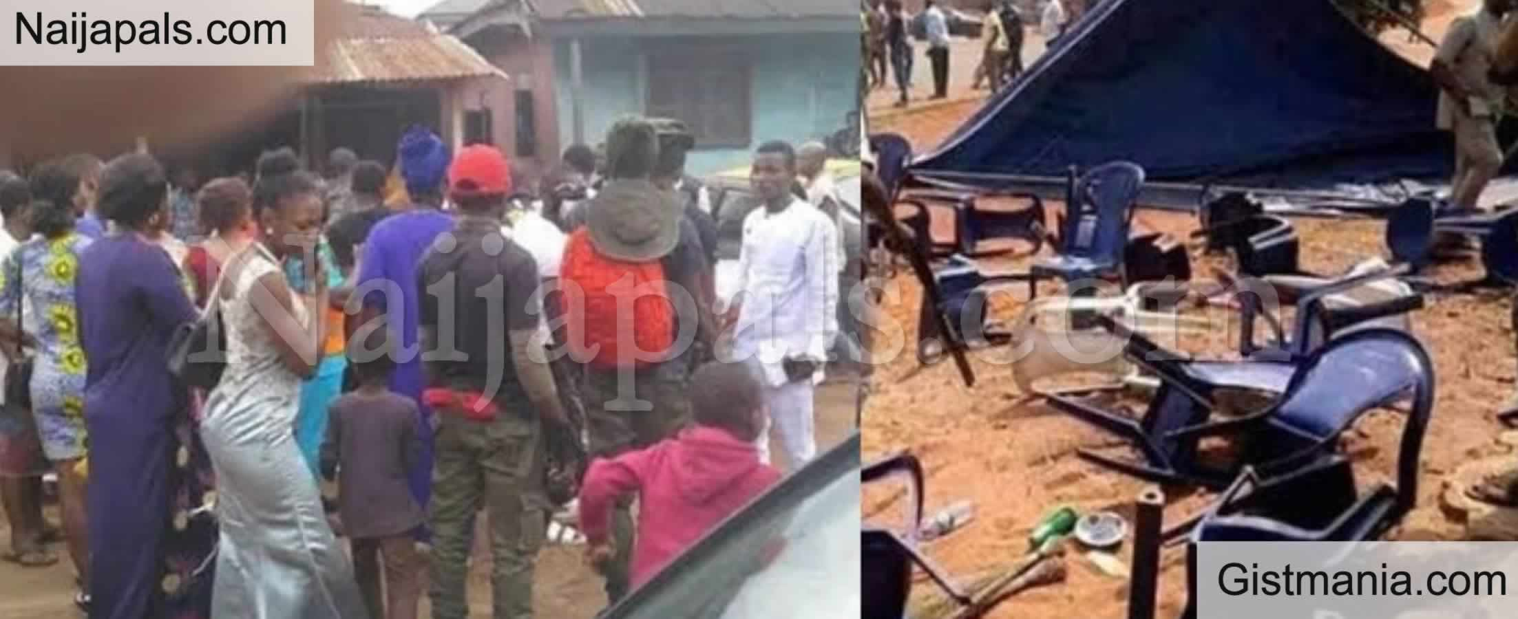 <img alt='.' class='lazyload' data-src='https://img.gistmania.com/emot/shocked.gif' /> <b>Sugar Mummy Employs Thugs To Scatter Wedding Of Her Sugar Boy In Lagos</b>