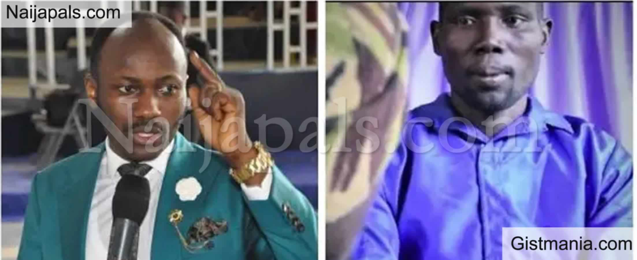 <img alt='.' class='lazyload' data-src='https://img.gistmania.com/emot/comment.gif' /> <b>Apostle Suleiman Begs Boko Haram Insurgents Not To Kill Abducted Borno Pastor, Bulus Yikura</b>