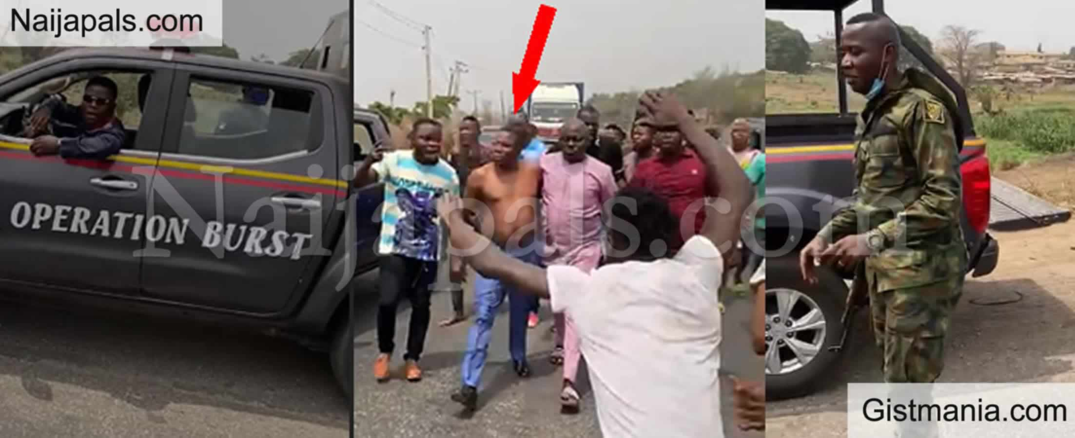 <img alt='.' class='lazyload' data-src='https://img.gistmania.com/emot/news.gif' /> <b>Yoruba Socio-Political Group, Afenifere Blast FG Over Attempt To Arrest Activist, Sunday Igboho</b>
