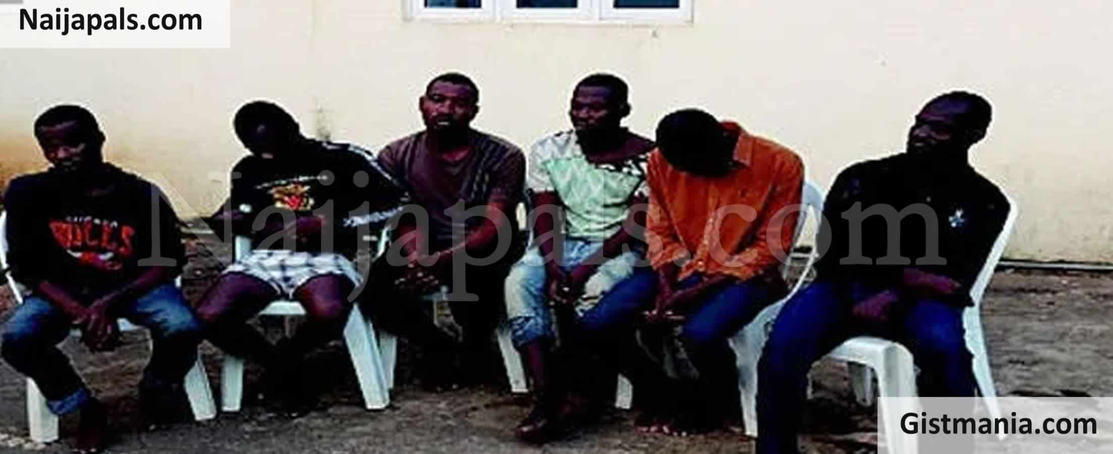 "<img alt='.' class='lazyload' data-src='https://img.gistmania.com/emot/news.gif' /> <b>""We Were Offered N2m To Assassinate Delta State Politician, Sunday Nwakego Okeke""</b> — Suspects"