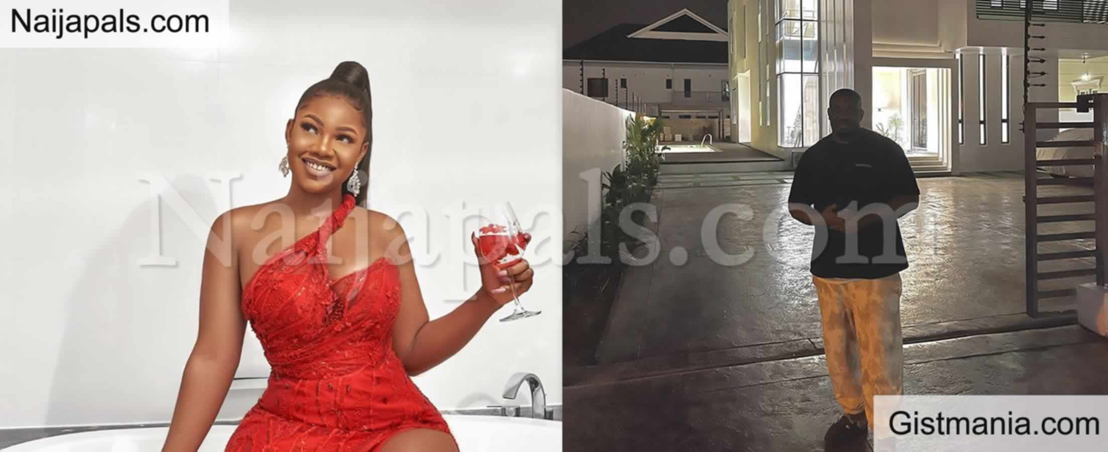 <img alt='.' class='lazyload' data-src='https://img.gistmania.com/emot/grin.gif' /> Shoot Ya Shot: BBN's <b>Tacha Pleads With Don Jazzy To Come Live With Him In His New Mansion</b>