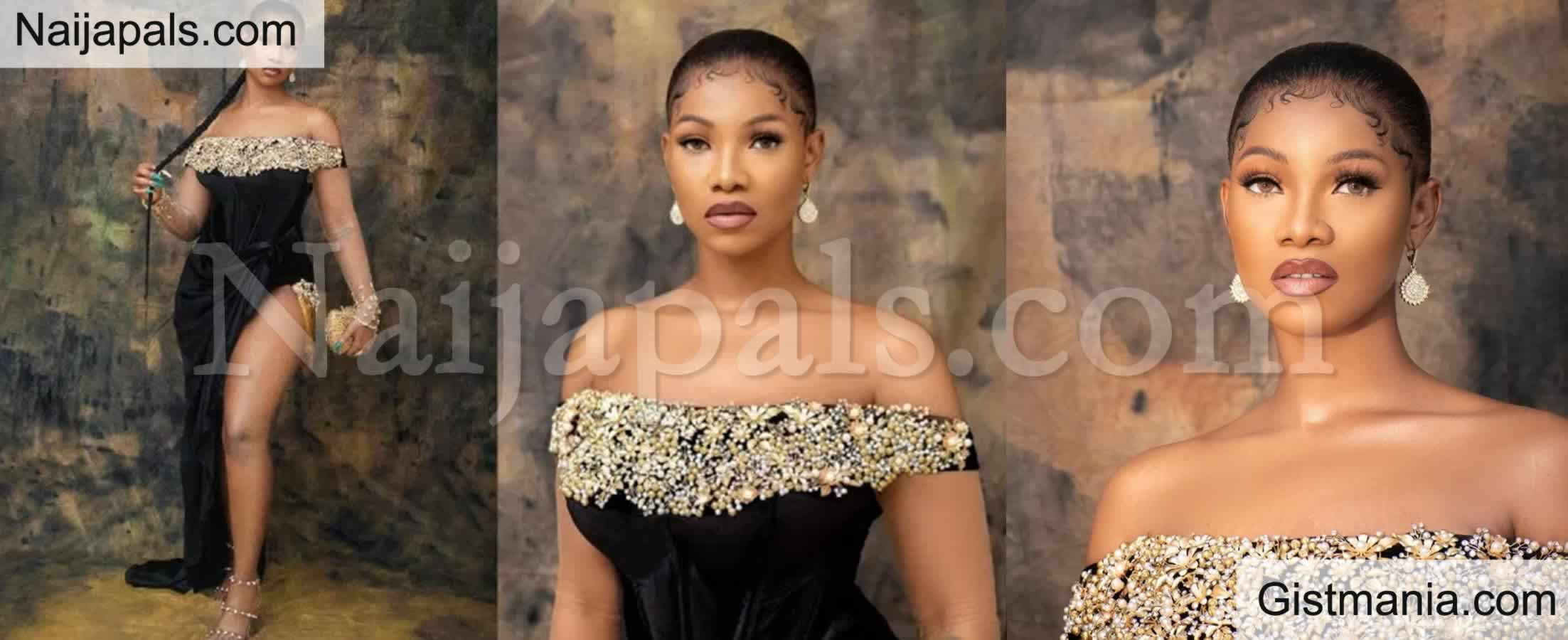 <img alt='.' class='lazyload' data-src='https://img.gistmania.com/emot/photo.png' /><b>Tacha Possesses Queenly Beauty In This Classy Outfit</b>