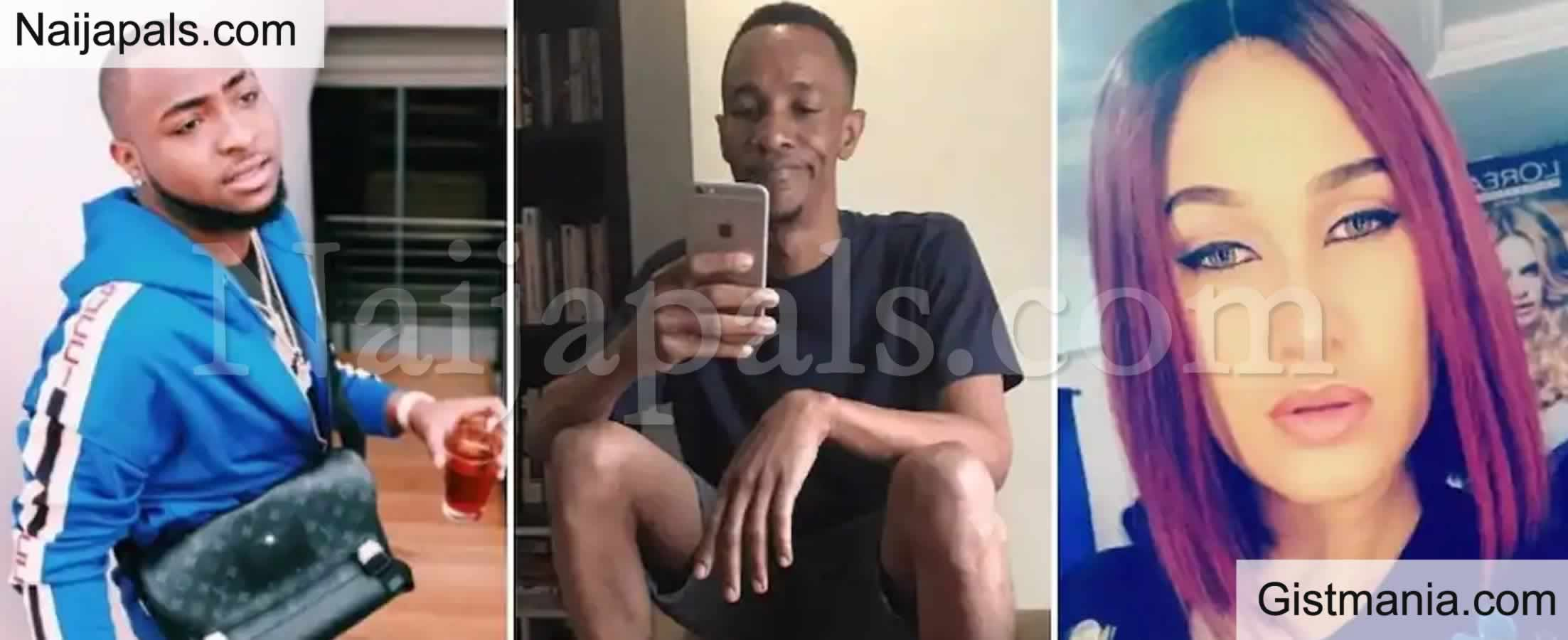 <img alt='.' class='lazyload' data-src='https://img.gistmania.com/emot/comment.gif' /> <b>I Wish My Rift With Davido Never Happened</b> - Actress Caroline Says As She Recounts Tagbo's Death