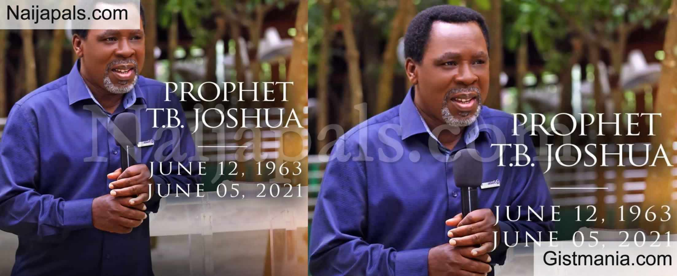 <img alt='.' class='lazyload' data-src='https://img.gistmania.com/emot/smh.gif' /> <b>Two Weeks After Prophet T.B. Joshua's Death, His Church Remains Under Lock Without Services</b>