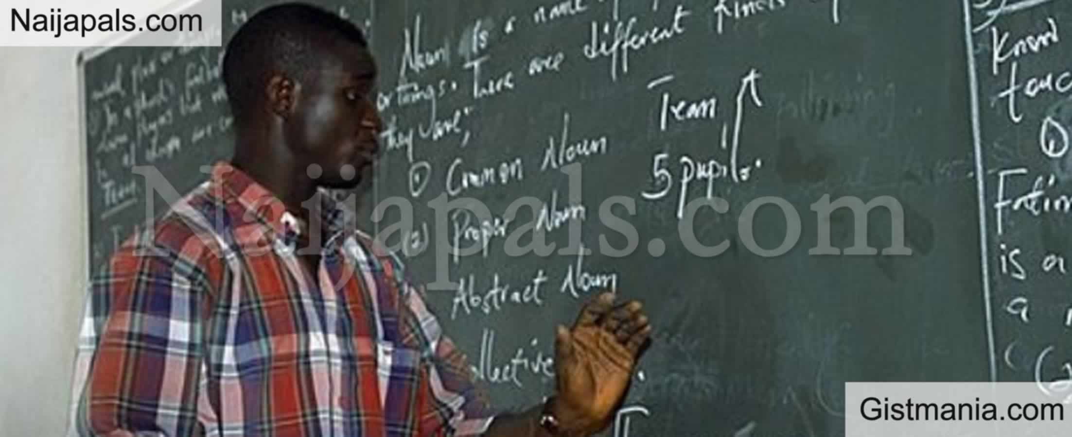<img alt='.' class='lazyload' data-src='https://img.gistmania.com/emot/news.gif' /> GOOD NEWS: <b>Oyo Govt Reportedly Promotes 16,500 Primary School Teachers </b>