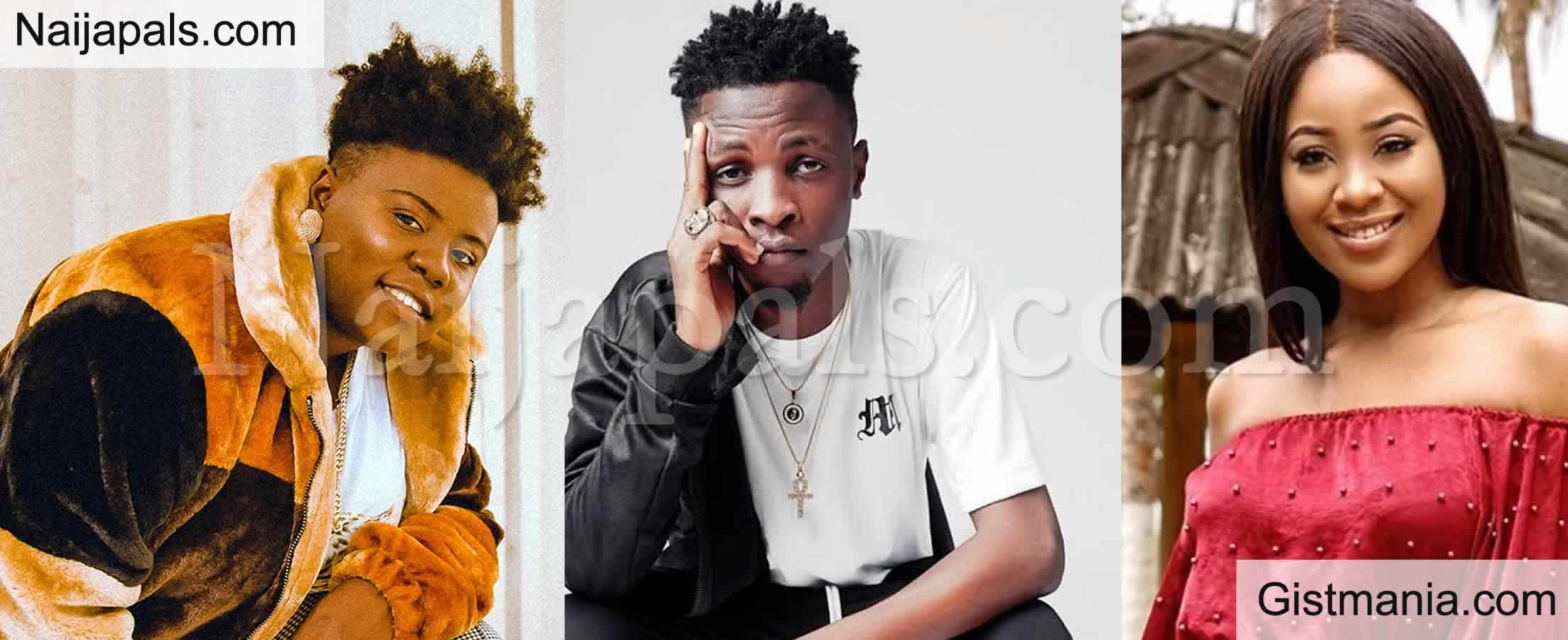 "<img alt='.' class='lazyload' data-src='https://img.gistmania.com/emot/comment.gif' /> #BBNaija: <b>Teni In Trouble After Calling Erica ""Omo Igbo"" While Campaigning For Laycon</b>"