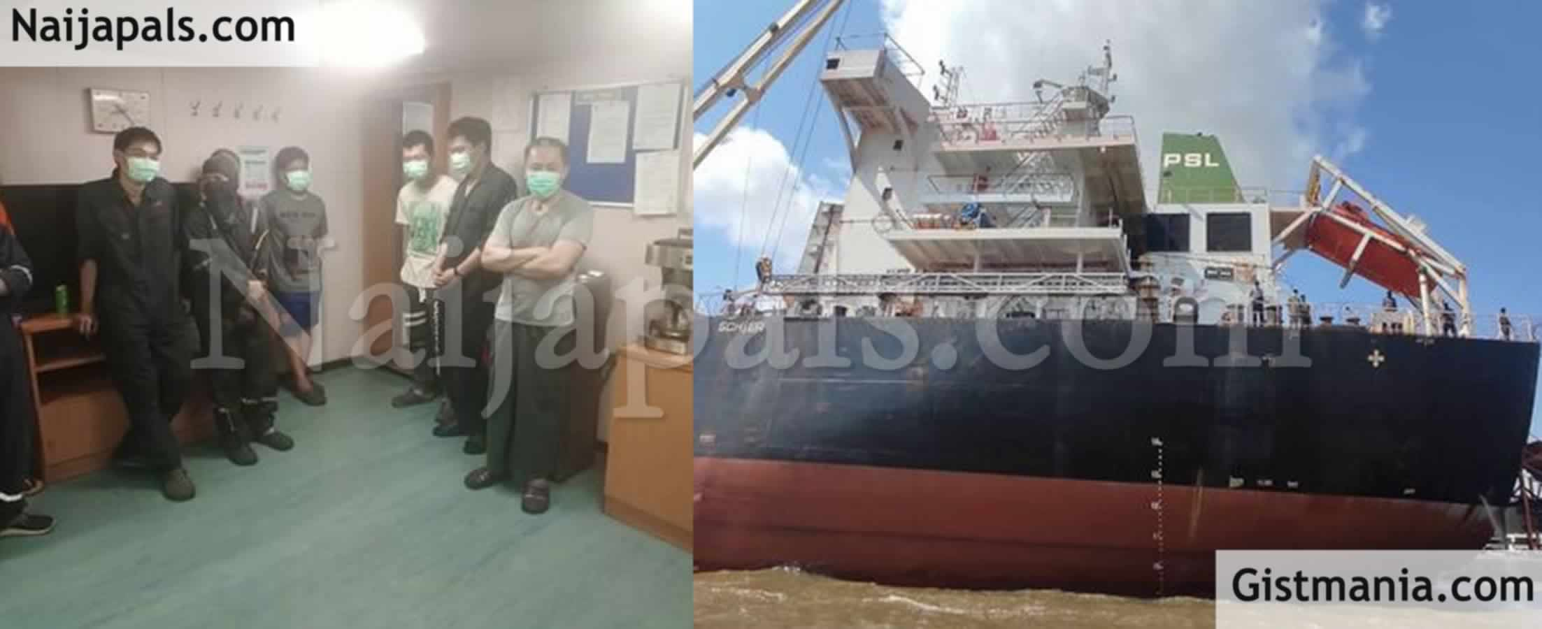<img alt='.' class='lazyload' data-src='https://img.gistmania.com/emot/news.gif' /><b>22 Thai Nationals Arrested For Allegedly Smuggling Cocaine From Brazil Into Nigeria</b>