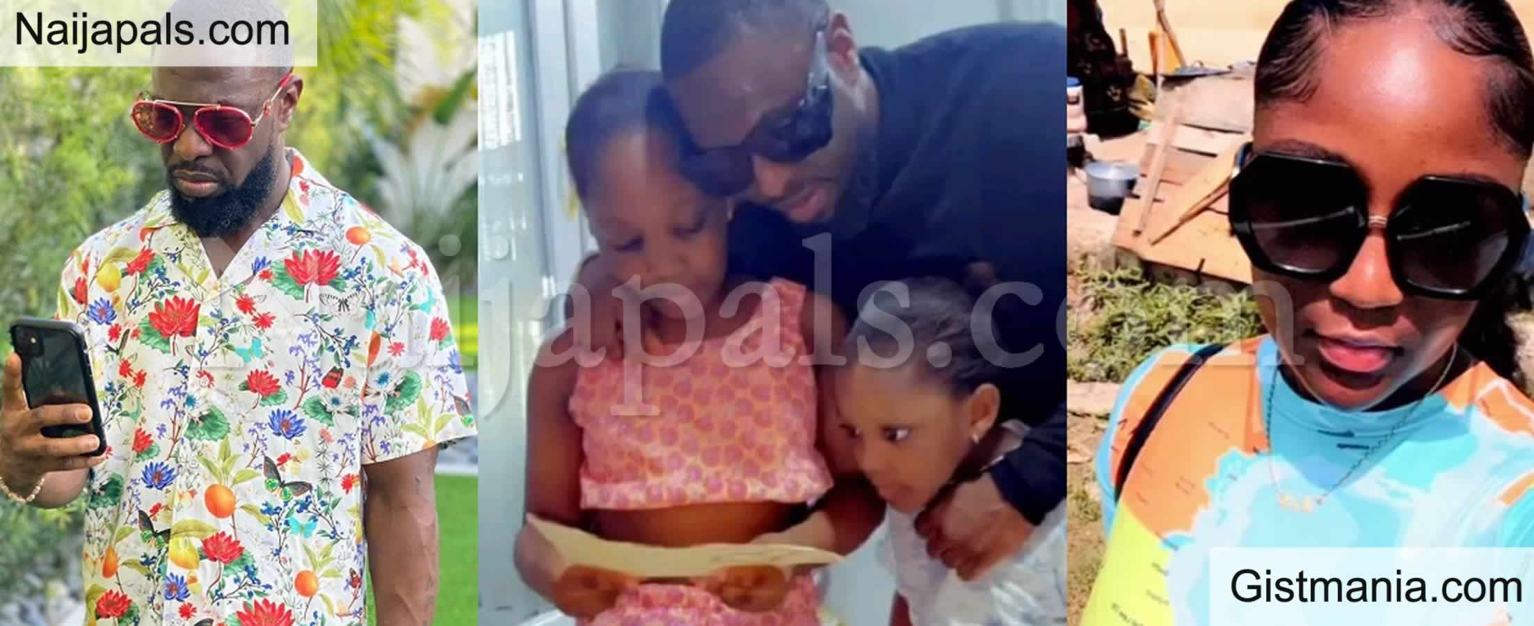 <img alt='.' class='lazyload' data-src='https://img.gistmania.com/emot/comment.gif' /> You Are Getting Old – <b>Timaya's First Baby Mama, Barbara Advises Him To Get Married On Father's Day</b>