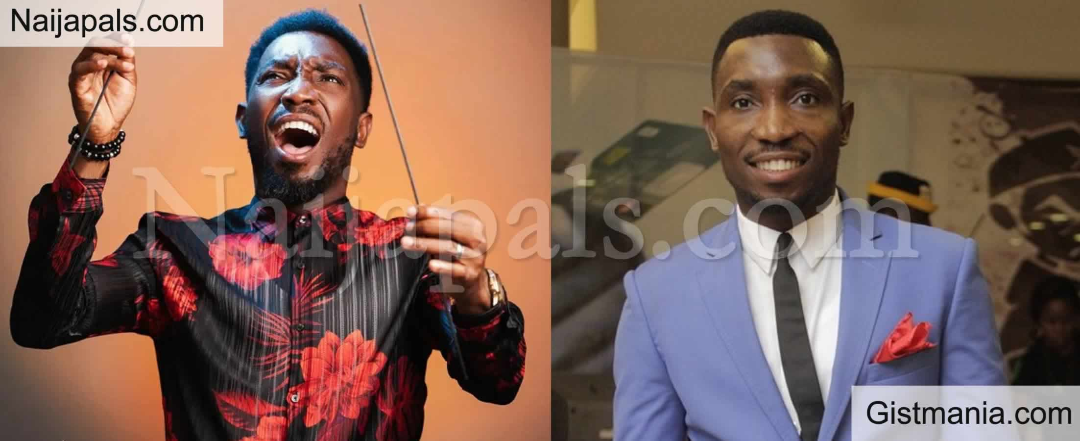 <img alt='.' class='lazyload' data-src='https://img.gistmania.com/emot/comment.gif' /> <b>Singer Timi Dakolo Reveals Reason Why He Tells His Children About Wife's R@pe Ordeal</b>