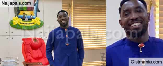 "<img alt='.' class='lazyload' data-src='https://img.gistmania.com/emot/comment.gif' /><b>""Speaking In Tongues Can't Stand In For The Apology You Owe People In English"" – Timi Dakolo</b>"