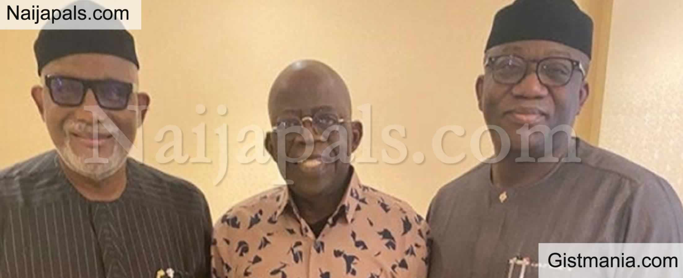<img alt='.' class='lazyload' data-src='https://img.gistmania.com/emot/comment.gif' /> <b>South-West Governors Reveal Tinubu Is Capable Of Leading Nigeria</b>