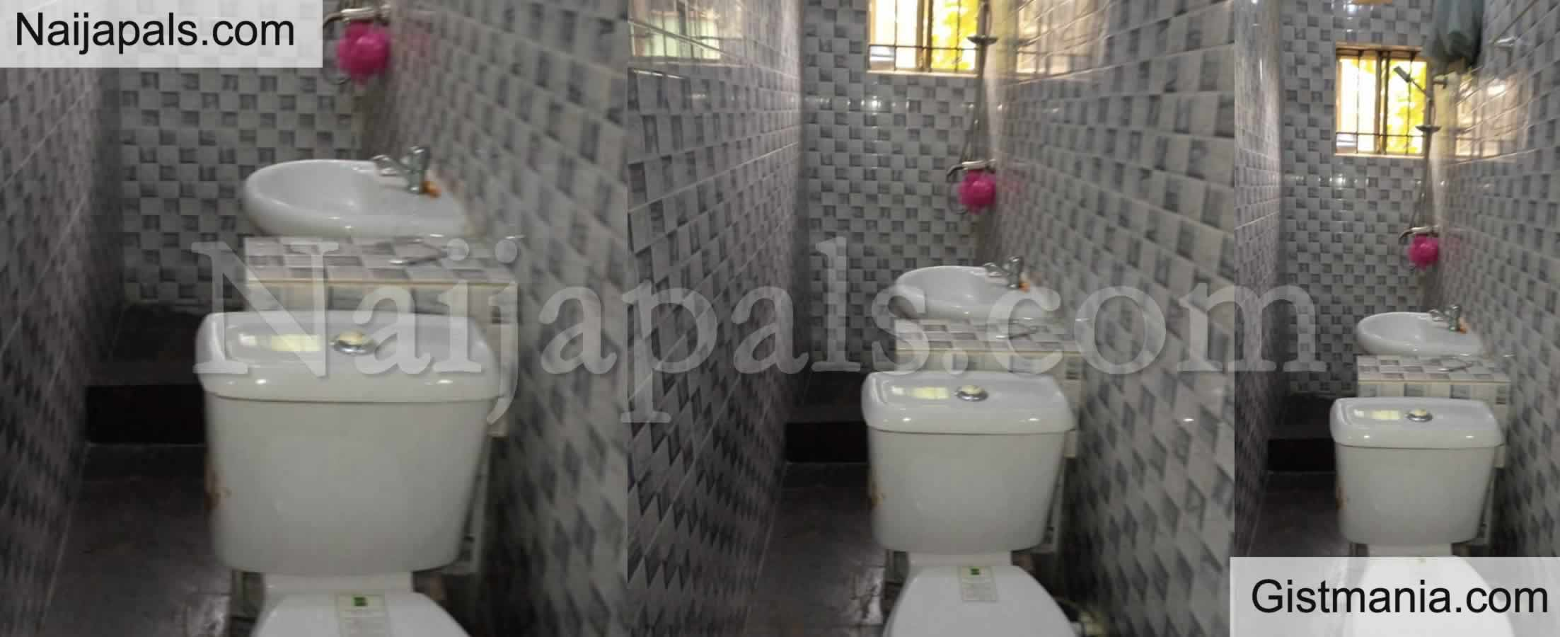 <img alt='.' class='lazyload' data-src='https://img.gistmania.com/emot/shocked.gif' /> <b>Nigerian Lady Shares Shocking Photo Of Bathroom in An Apartment Put Up For Rent in Lagos</b>