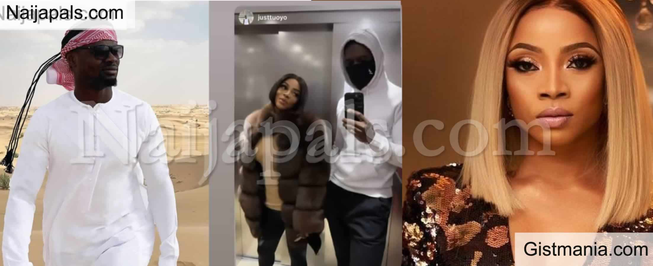<img alt='.' class='lazyload' data-src='https://img.gistmania.com/emot/comment.gif' /> Im Not His Mother, Nor a Rehabilitation Centre - <b>Toke Makinwa Talks About Men With Issues</b>
