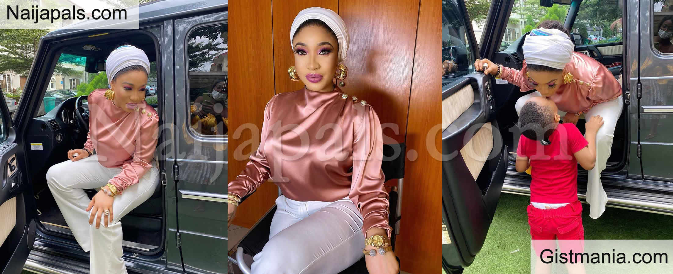 <img alt='.' class='lazyload' data-src='https://img.gistmania.com/emot/comment.gif' /> <b>Tonto Dikeh Reveals That She Is Jealous Of The Relationship Her Son Has With His Nanny</b>