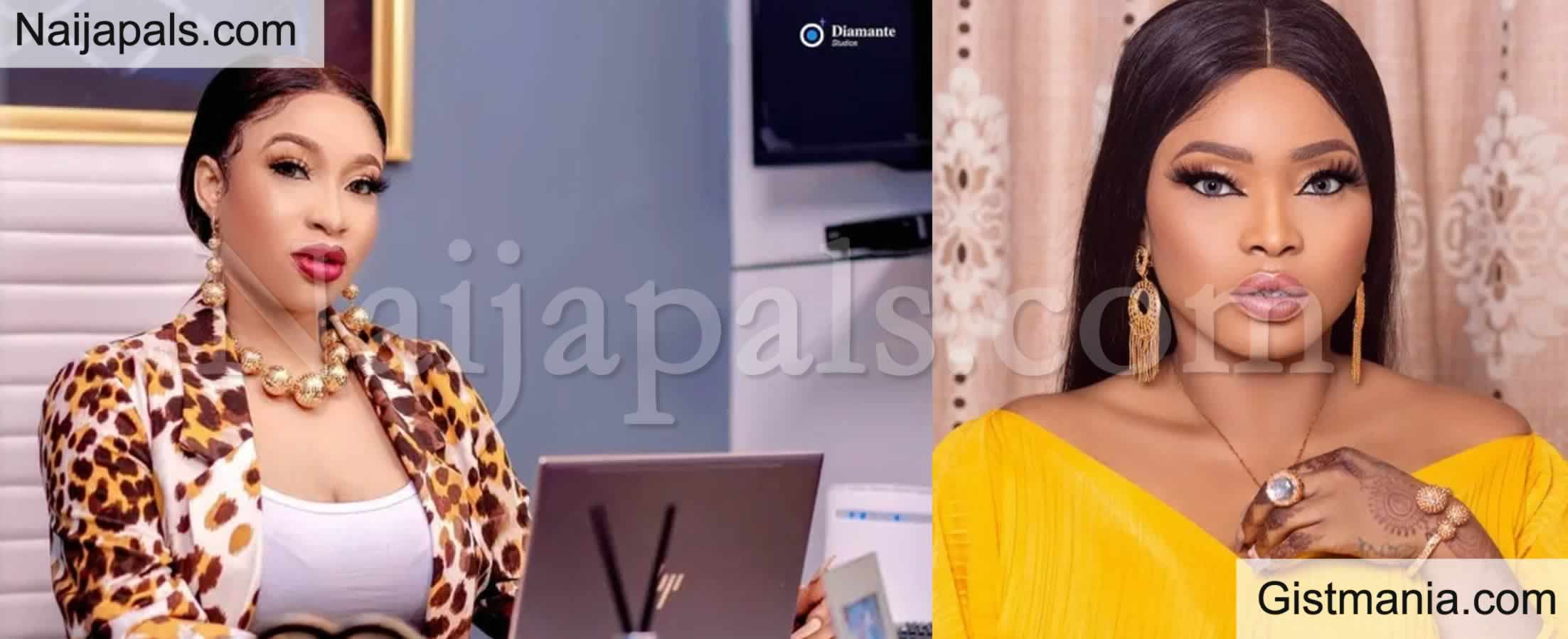 <img alt='.' class='lazyload' data-src='https://img.gistmania.com/emot/comment.gif' /><b>I Don't Exchange Words With Someone That Will Reduce My IQ – Tonto Dikeh Fires Halima Abubakar</b>