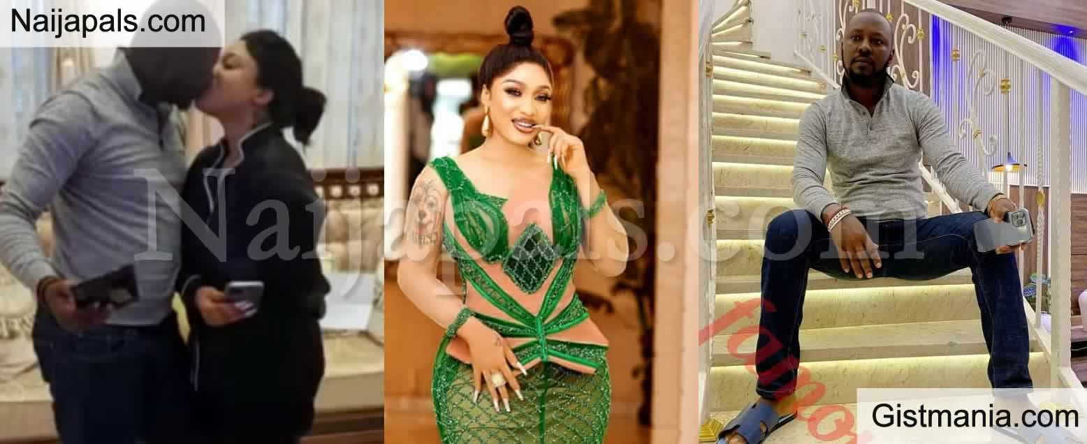<img alt='.' class='lazyload' data-src='https://img.gistmania.com/emot/comment.gif' /><b> I Never Promised Tonto Dikeh Marriage, No Sex Tapes On My Phone</b> - Prince Kpokpogri Expose All