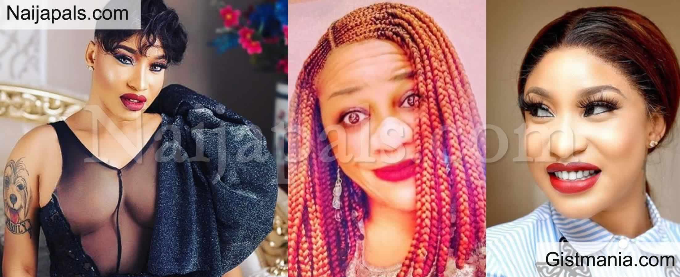 <img alt='.' class='lazyload' data-src='https://img.gistmania.com/emot/comment.gif' /> <b>Tonto Dikeh Calls Blogger, Stella Dimoko Korkus Her 'Best Friend' As They Settle Their Rift</b>