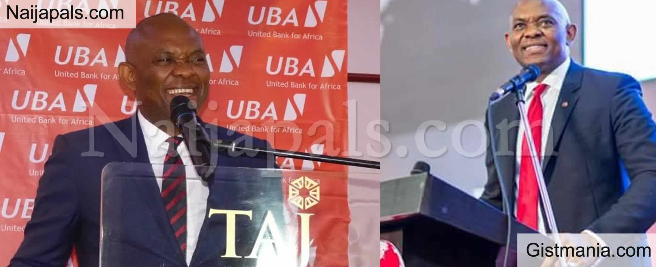 <img alt='.' class='lazyload' data-src='https://img.gistmania.com/emot/comment.gif' /> UBA Boss & Business Mogul, <b>Tony Elumelu Linked to N41 Billion NITEL Contract Fraud</b>