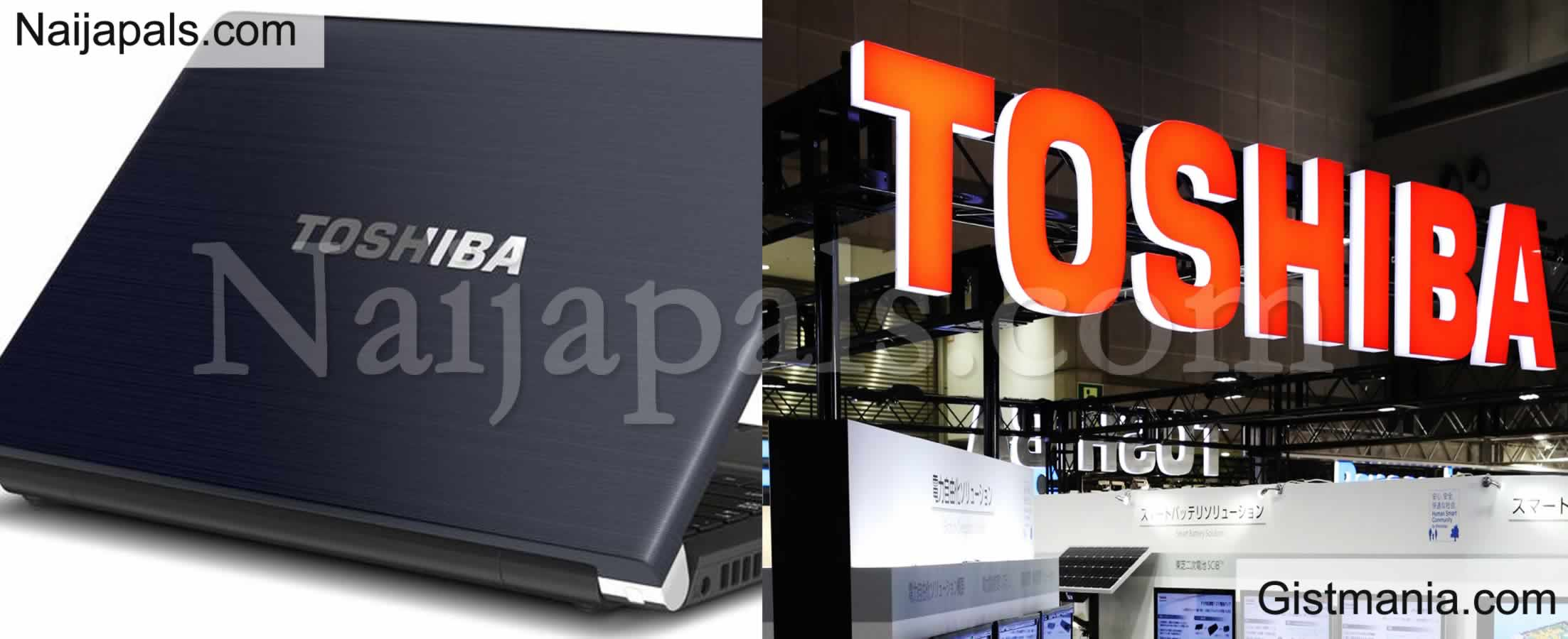 <img alt='.' class='lazyload' data-src='https://img.gistmania.com/emot/comment.gif' /> <b>Toshiba Exits The Laptop Business, Sells Shares To Sharp</b>
