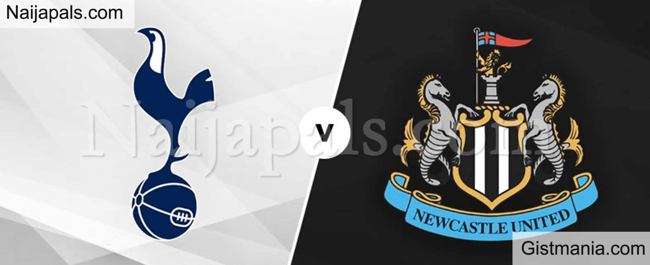 <img alt='.' class='lazyload' data-src='https://img.gistmania.com/emot/soccer.gif' /> <b>Tottenham v Newcastle : English Premier League Match, Team News, Goal Scorers and Stats</b>