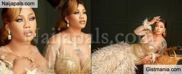 "<img alt='.' class='lazyload' data-src='https://img.gistmania.com/emot/comment.gif' /> <b>""I Want To Remove My Womb""</b> – Toyin Lawani Reveals After Battling With Fibroid For 15 Years"