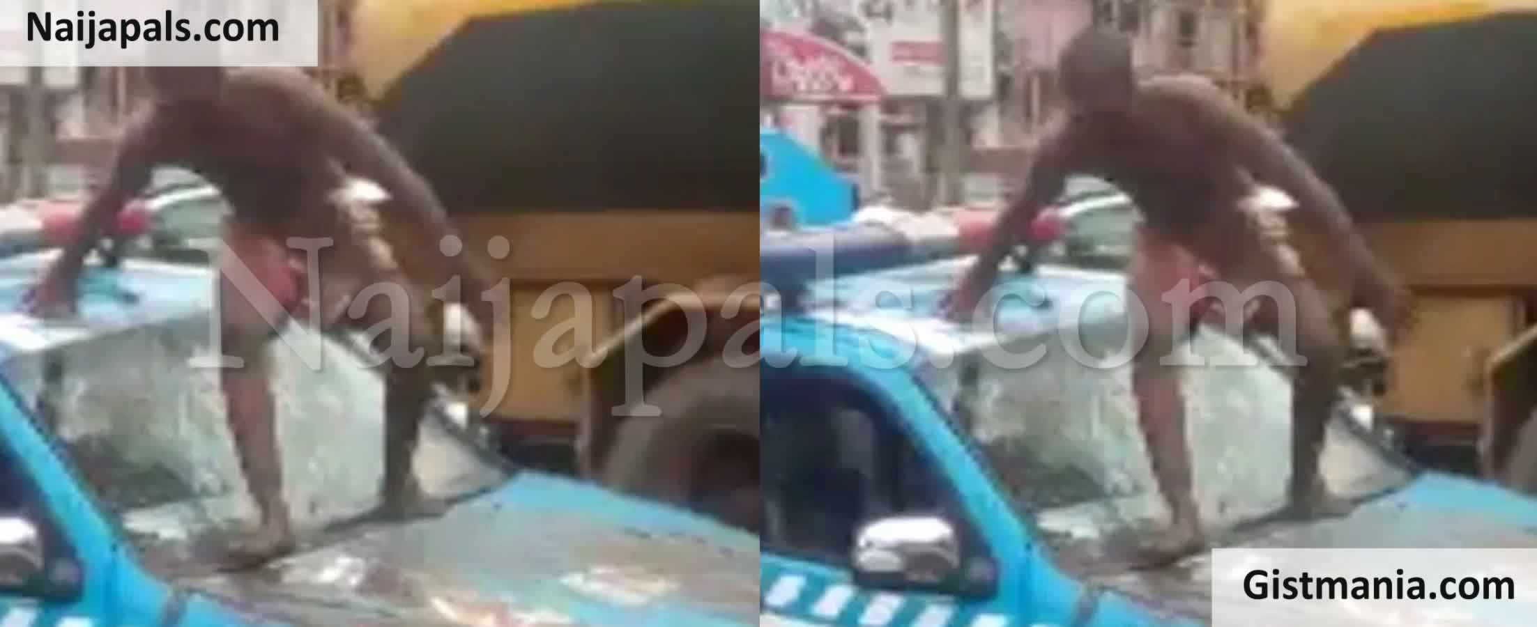<img alt='.' class='lazyload' data-src='https://img.gistmania.com/emot/video.gif' /> <b>Officers Who Assaulted A Man That Stripped Naked In Benin Demoted By FRSC</b>