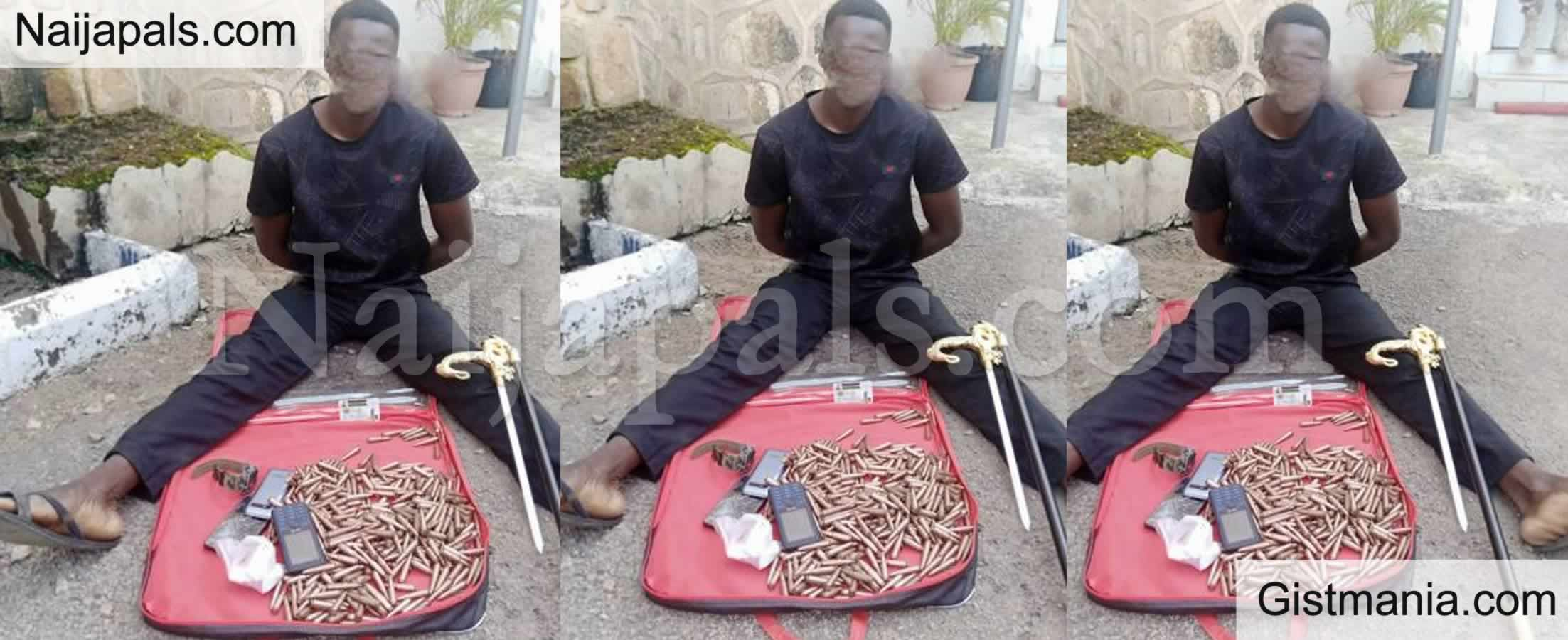 <img alt='.' class='lazyload' data-src='https://img.gistmania.com/emot/comment.gif' /> <b>Troops Arrest Two Suspects Including A Policeman With 370 Rounds Of Ammunition In Plateau</b>