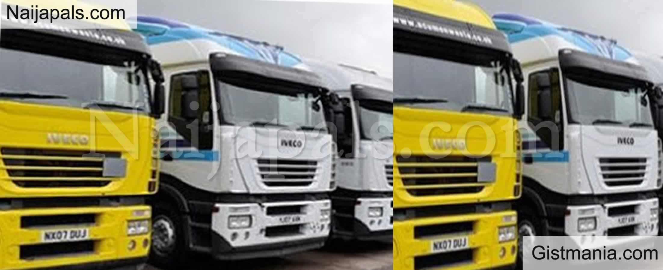 <img alt='.' class='lazyload' data-src='https://img.gistmania.com/emot/news.gif' /> <b>FG To Ban Importation Of Trucks Above 10 Years Over Road Accidents</b>