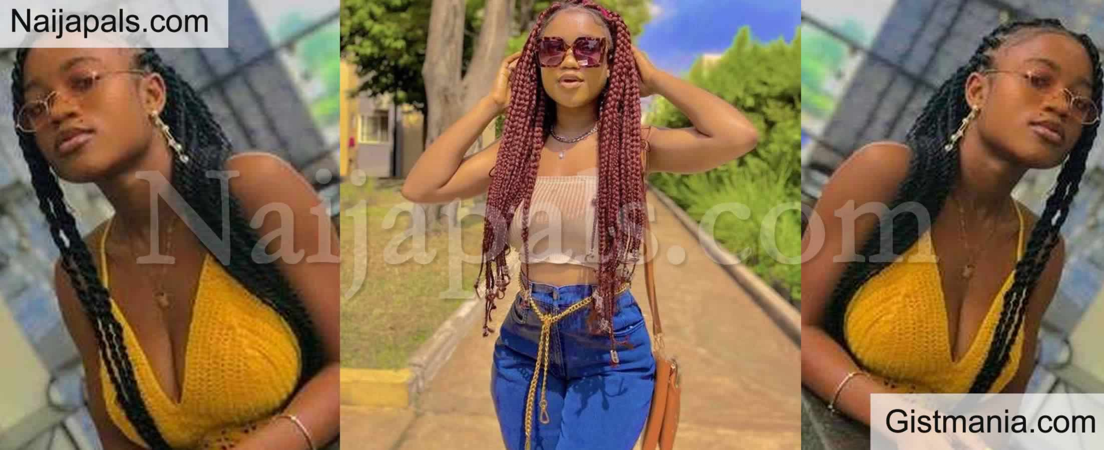 <img alt='.' class='lazyload' data-src='https://img.gistmania.com/emot/comment.gif' /> Twitter Users React After <b>Lady Said Remaining Poor is Better Than Yahoo And Prostitution</b>