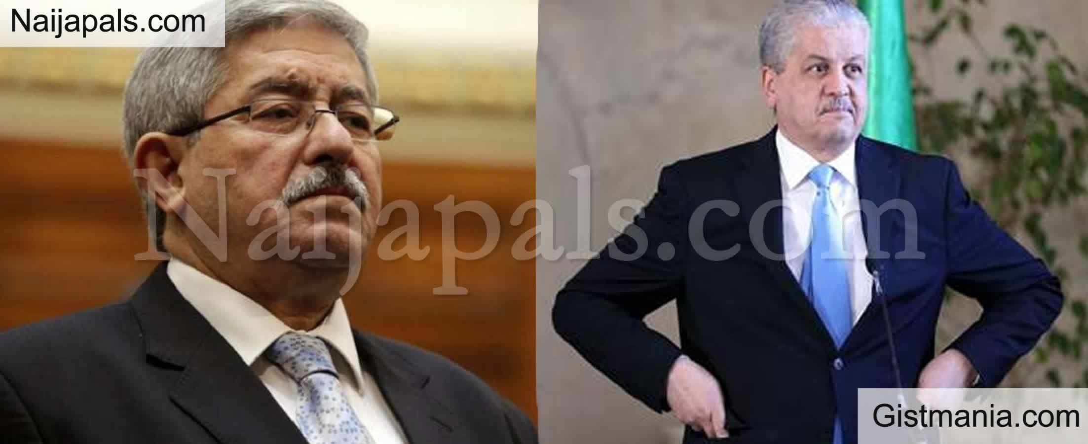 <img alt='.' class='lazyload' data-src='https://img.gistmania.com/emot/news.gif' /> <b>Algeria Jails Two Former Prime Ministers After They Were Found Guilty Of Corruption</b>