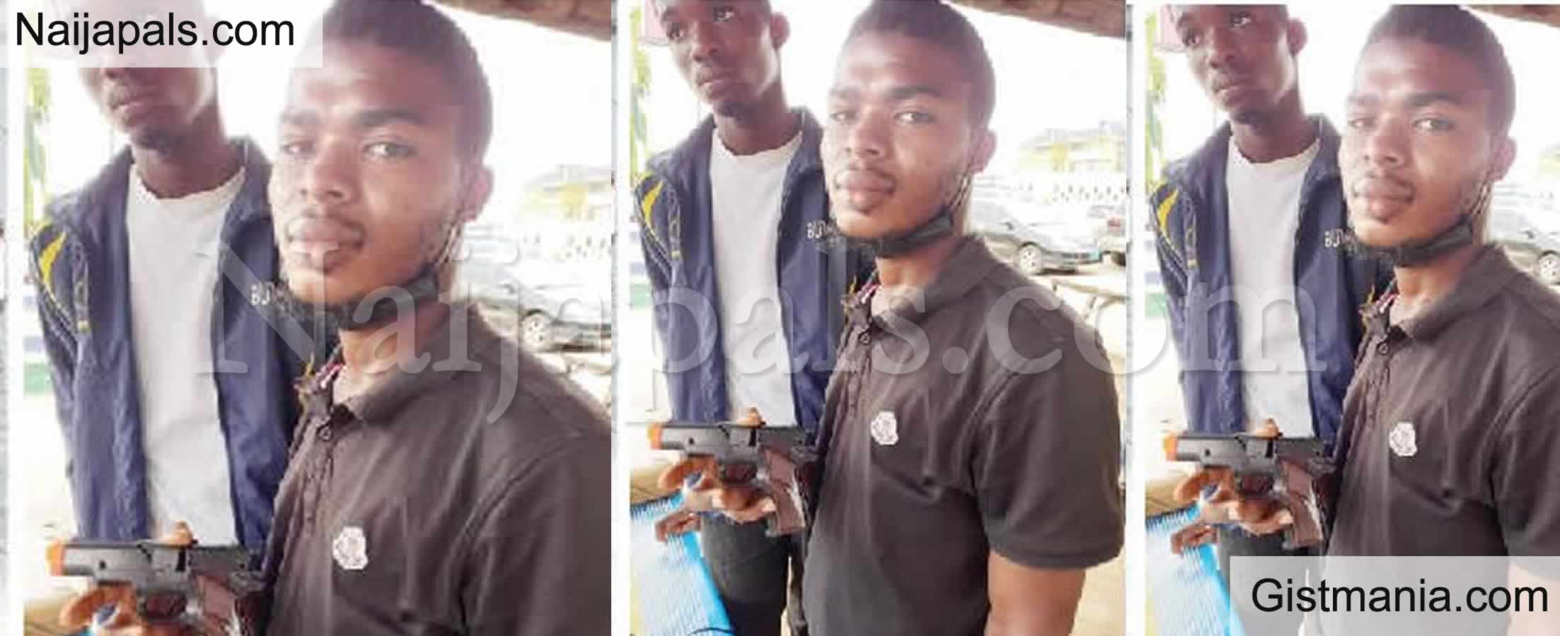 <img alt='.' class='lazyload' data-src='https://img.gistmania.com/emot/news.gif' /> <b>Two Men, Kehinde & Ayomide Arrested For Robbing Lagos Residents With Fake Pistol</b>