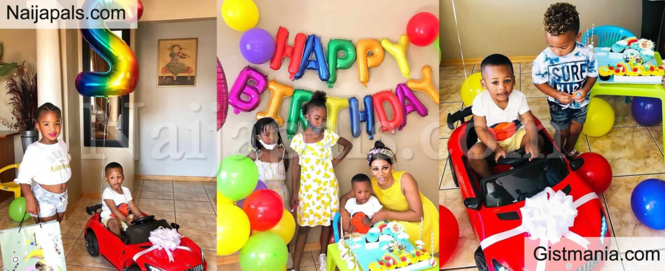 <img alt='.' class='lazyload' data-src='https://img.gistmania.com/emot/photo.png' /> <b>Ubi Franklin Celebrates His Son's 2nd Birthday With Stunning Photos</b>