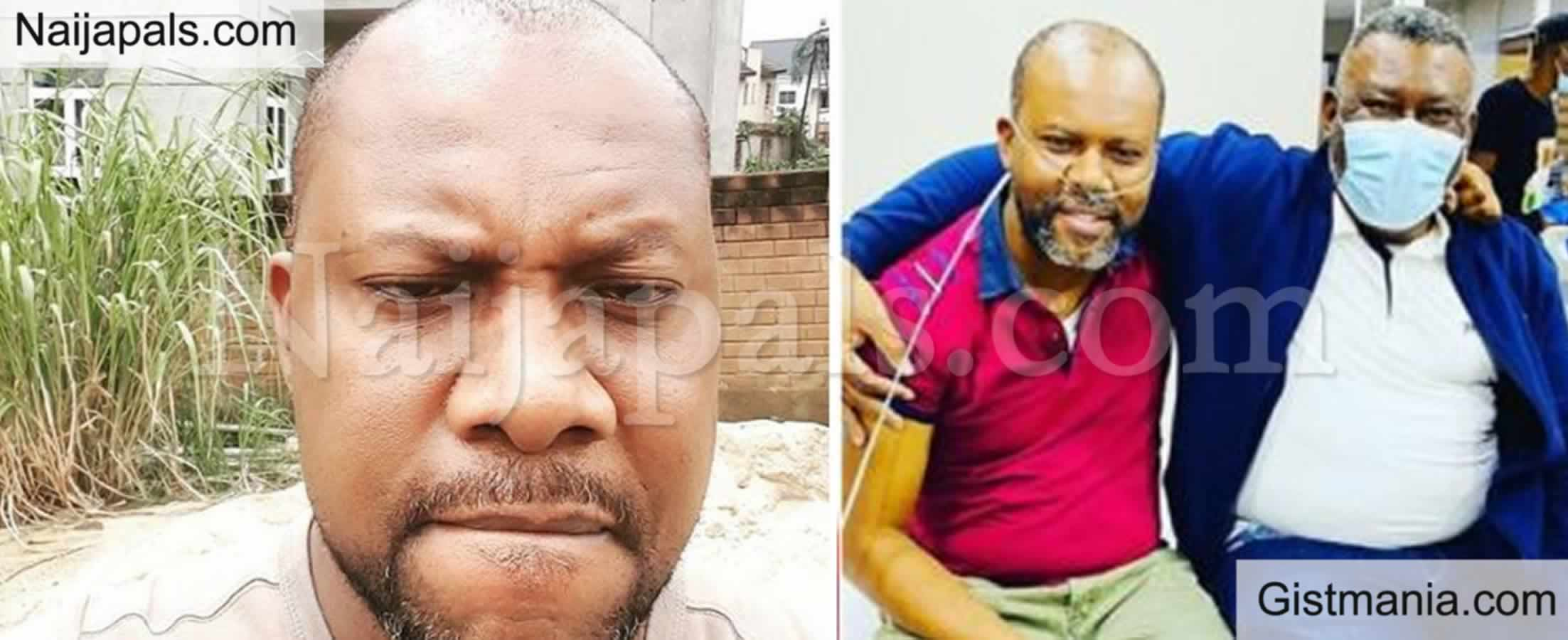 <img alt='.' class='lazyload' data-src='https://img.gistmania.com/emot/comment.gif' /> Pete Edochie's Son, <b>Uche Recovers From COVID-19, Spent N6M On Treatment</b>