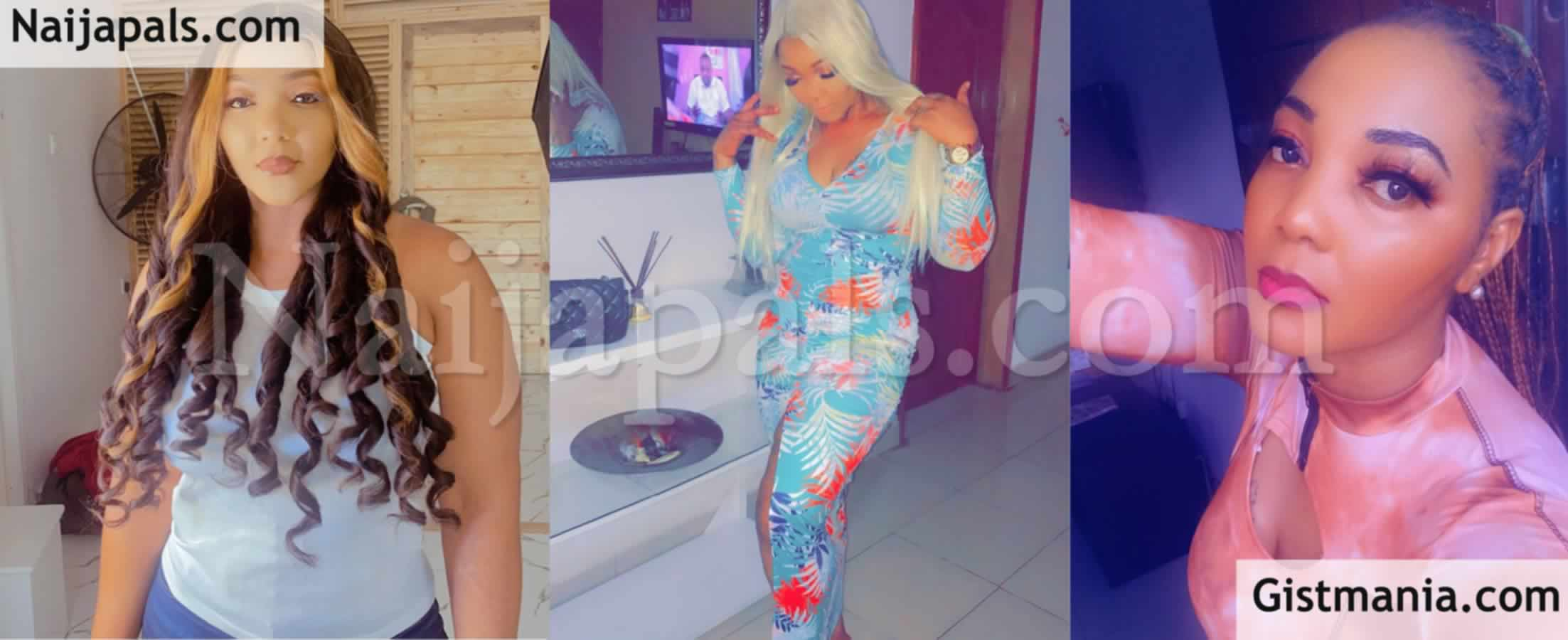 """<img alt='.' class='lazyload' data-src='https://img.gistmania.com/emot/comment.gif' /> <b>""""My Crashed Marriage Affected Me Mentally And Physically""""</b> - Actress Uche Iwuji Opens Up"""