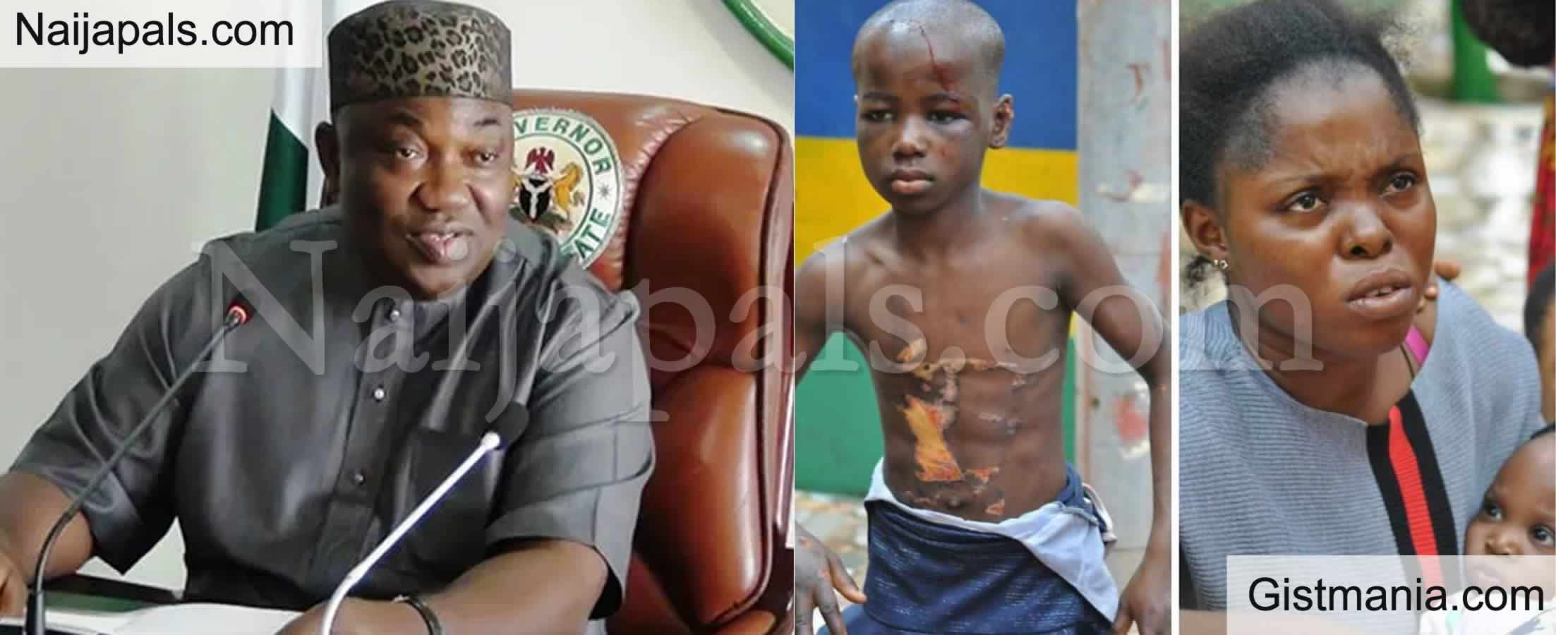 <img alt='.' class='lazyload' data-src='https://img.gistmania.com/emot/thumbs_up.gif' /> <b>10yr Old Maid Whose Head Was Drilled With Nail Gets Full Scholarship From Enugu Gov. Ugwuayi</b>