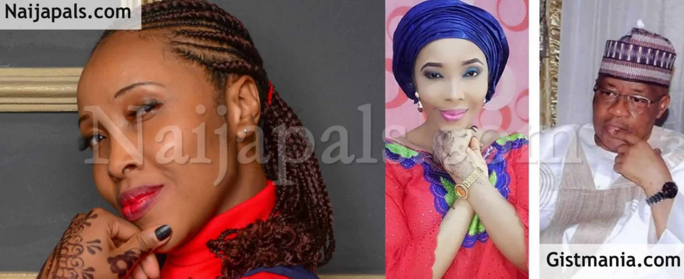 "<img alt='.' class='lazyload' data-src='https://img.gistmania.com/emot/comment.gif' /> <b>""Yes, Ibrahim Babangida Was My Boyfriend""</b> – Nigerian Actress, Ummi Ibrahim Confesses"