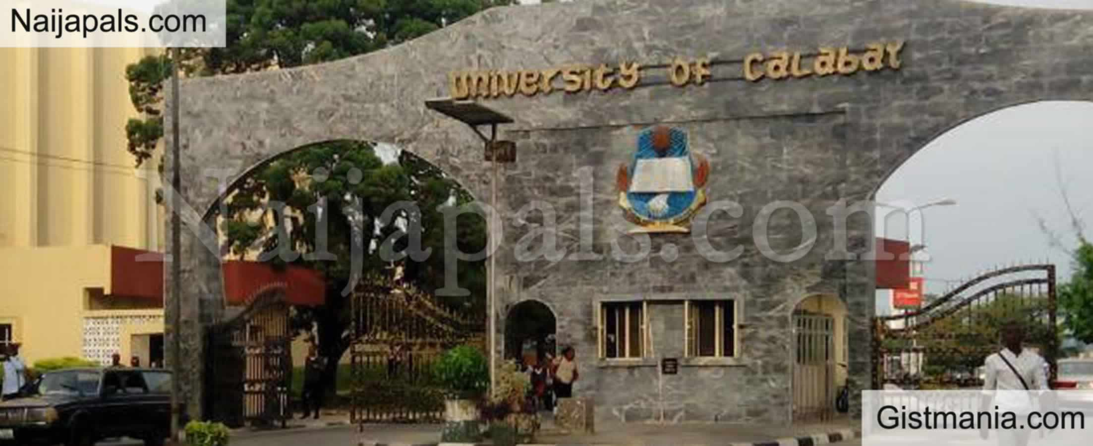 <img alt='.' class='lazyload' data-src='https://img.gistmania.com/emot/smh.gif' /> Anger As<b> University Of Calabar's VC Asks Final-Year Students To Return To 200-Level</b>