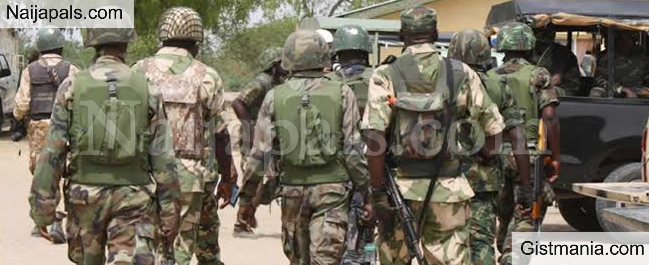 <img alt='.' class='lazyload' data-src='https://img.gistmania.com/emot/video.gif' /> Watch When <b>Nigerian Army Caught One of Their Colleagues Who Gives Information to Boko Haram</b>