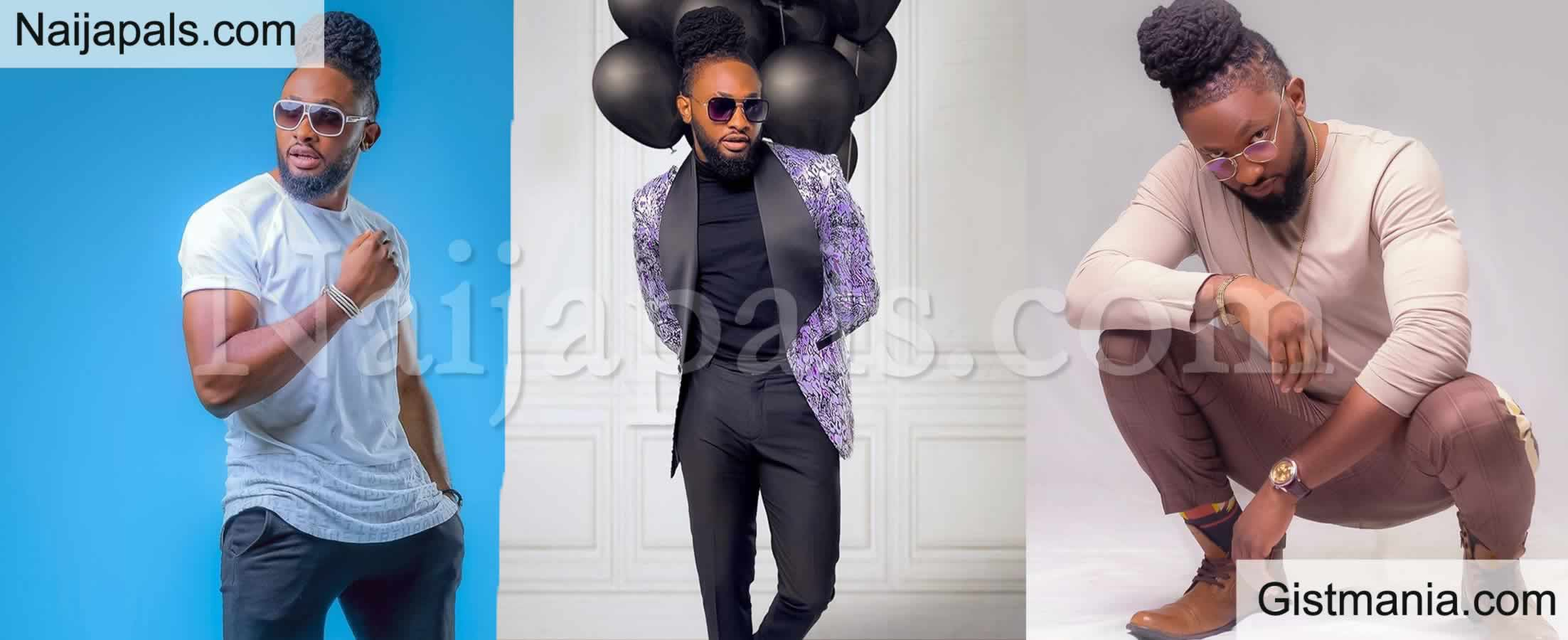 <img alt='.' class='lazyload' data-src='https://img.gistmania.com/emot/cake.png' /> TV Personality, <b>Uti Nwachukwu is Plus One Today, Releases Dapper New Photos</b>