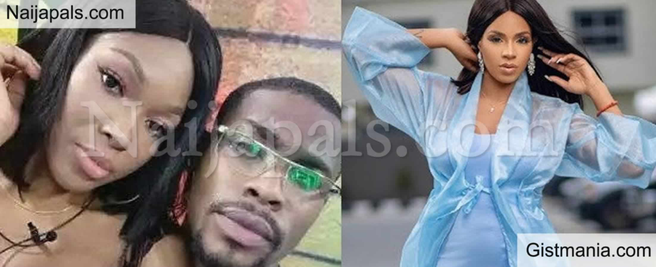 """<img alt='.' class='lazyload' data-src='https://img.gistmania.com/emot/comment.gif' /> """"<b>You're Just A Cousin, There's No Upgrade To That""""</b> - BBNaija's Neo's Sister Slams Venita"""