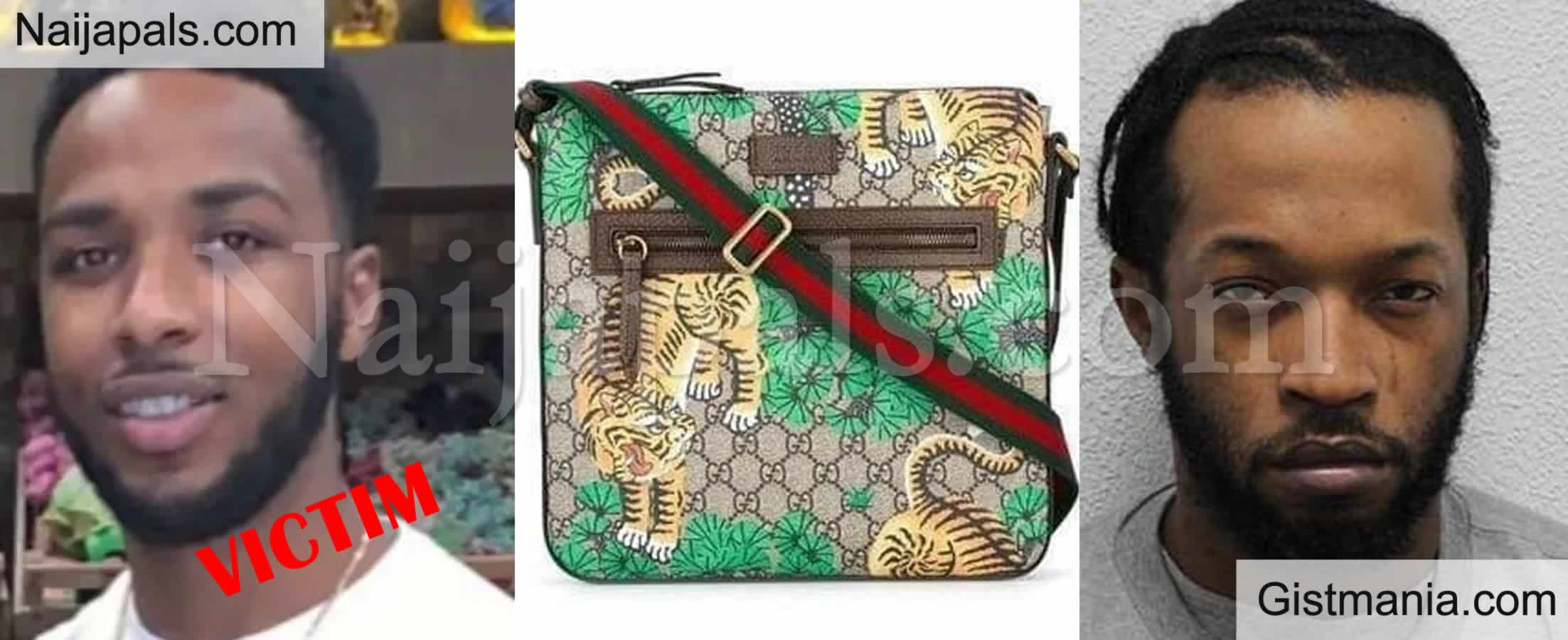 Nigerian Man, Samuel Odupitan Stabs Hotel Worker To Death In UK Over Second-hand Gucci Bag - Gistmania